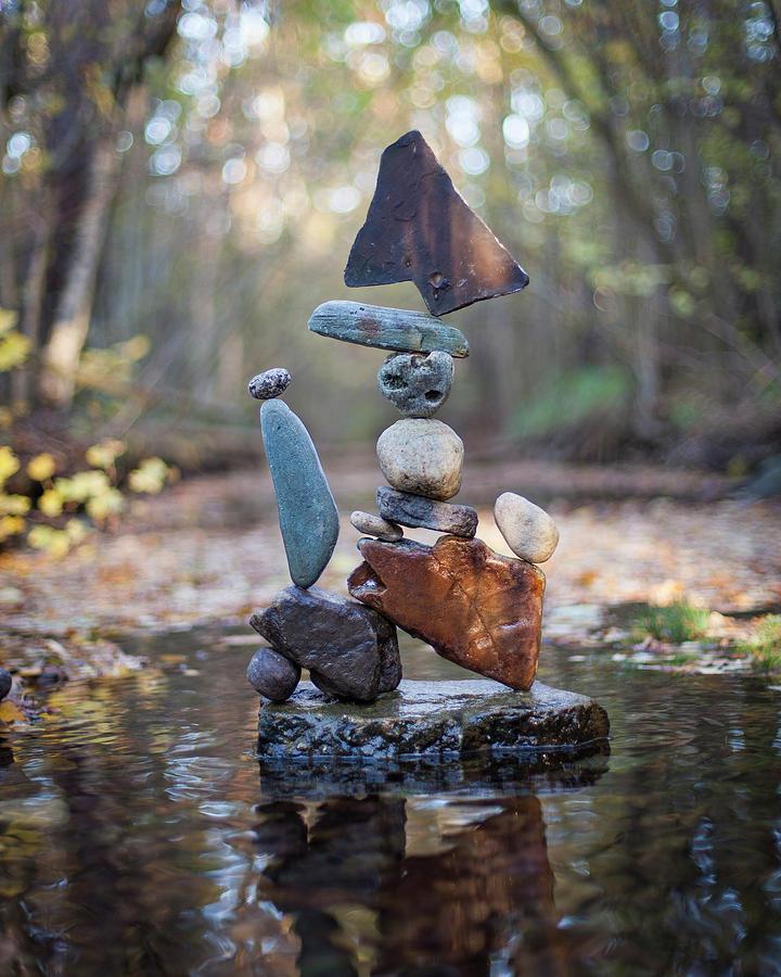 Balancing art #77 by Pontus Jansson