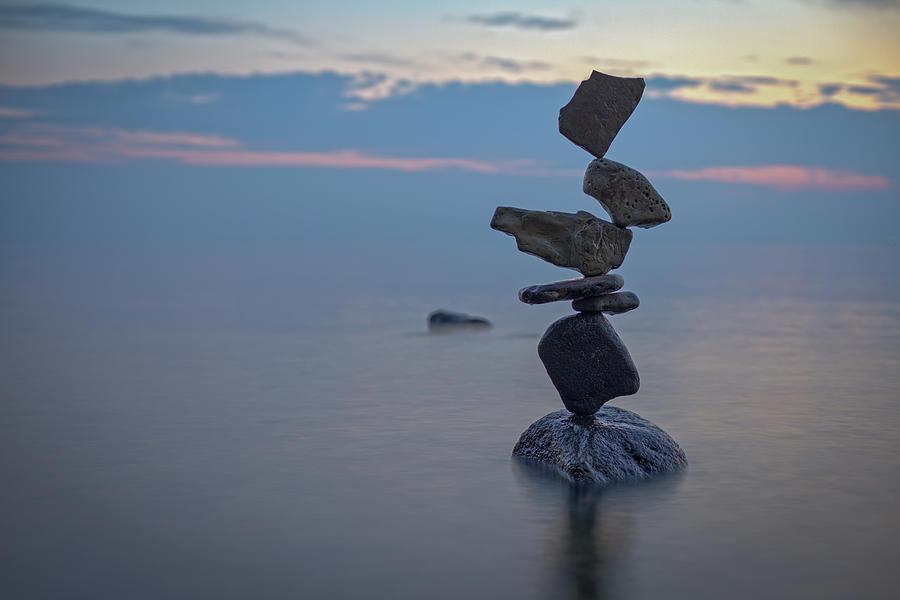 Balancing art #80 by Pontus Jansson