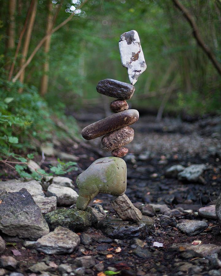 Balancing art #85 by Pontus Jansson