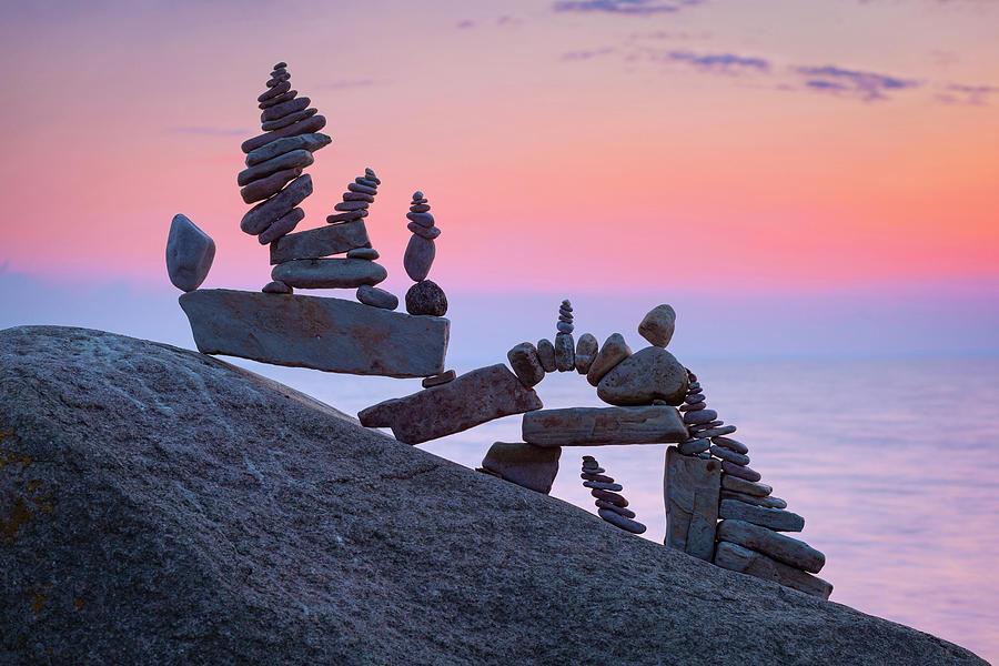 Balancing art #88 by Pontus Jansson