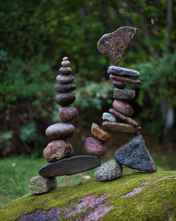 balancing art #89 by Pontus Jansson
