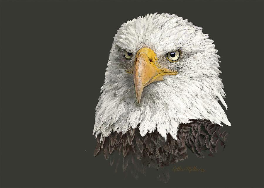 Bald Eagle by Kathie Miller