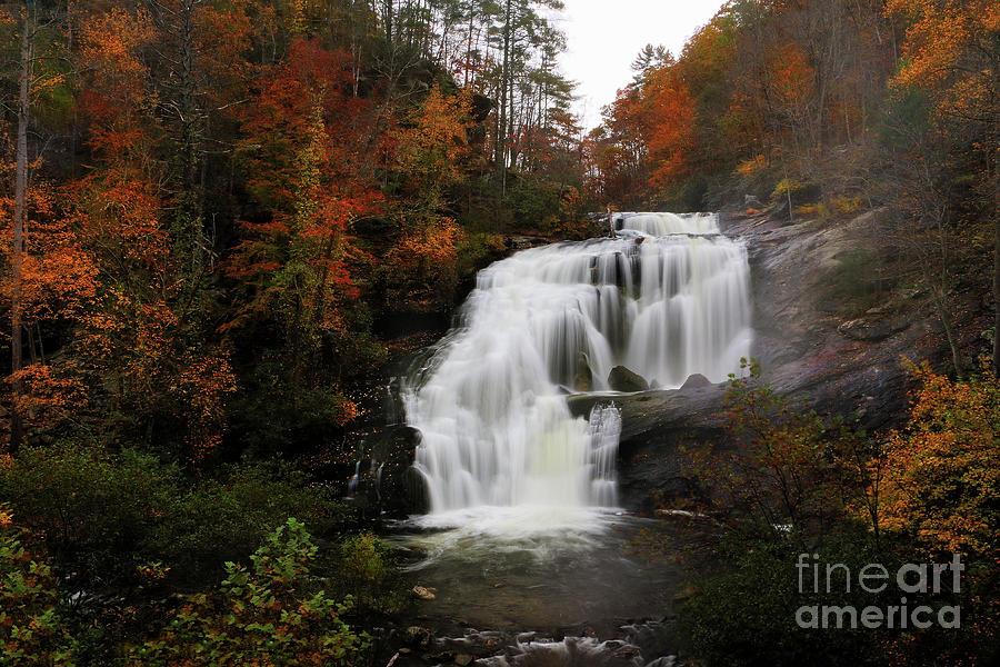 Bald River Falls 2 by Rick Lipscomb