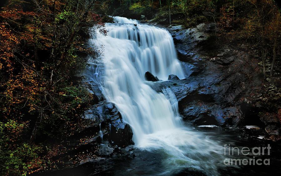 Bald River Falls 4 by Rick Lipscomb