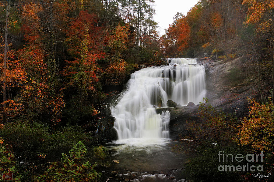 Bald River Falls Tennessee 6 by Rick Lipscomb