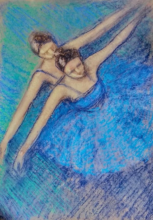Ballerina by Asha Sudhaker Shenoy