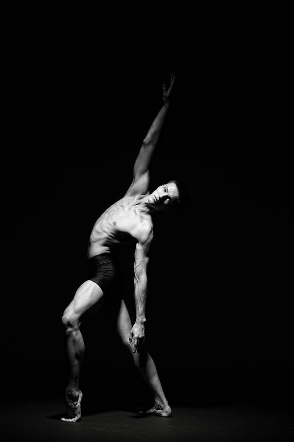 Ballet Dancer Photograph by Allgord