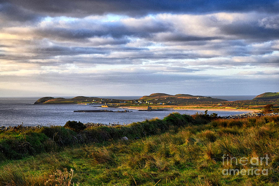 Ballinskelligs by Joe Cashin