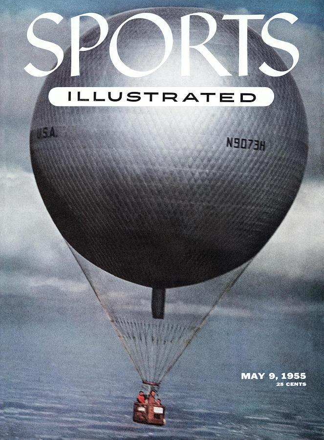 Ballooning Over Pennsylvania Sports Illustrated Cover Photograph by Sports Illustrated