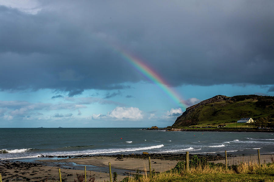 Ballygally Rainbow by Susie Weaver