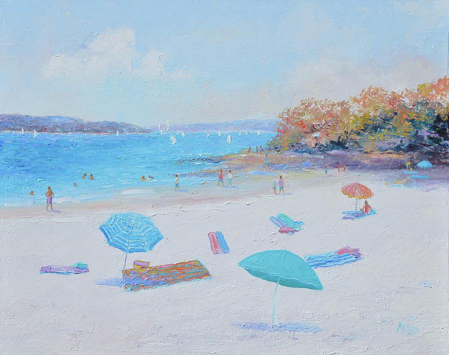 Balmoral Beach Day by Jan Matson