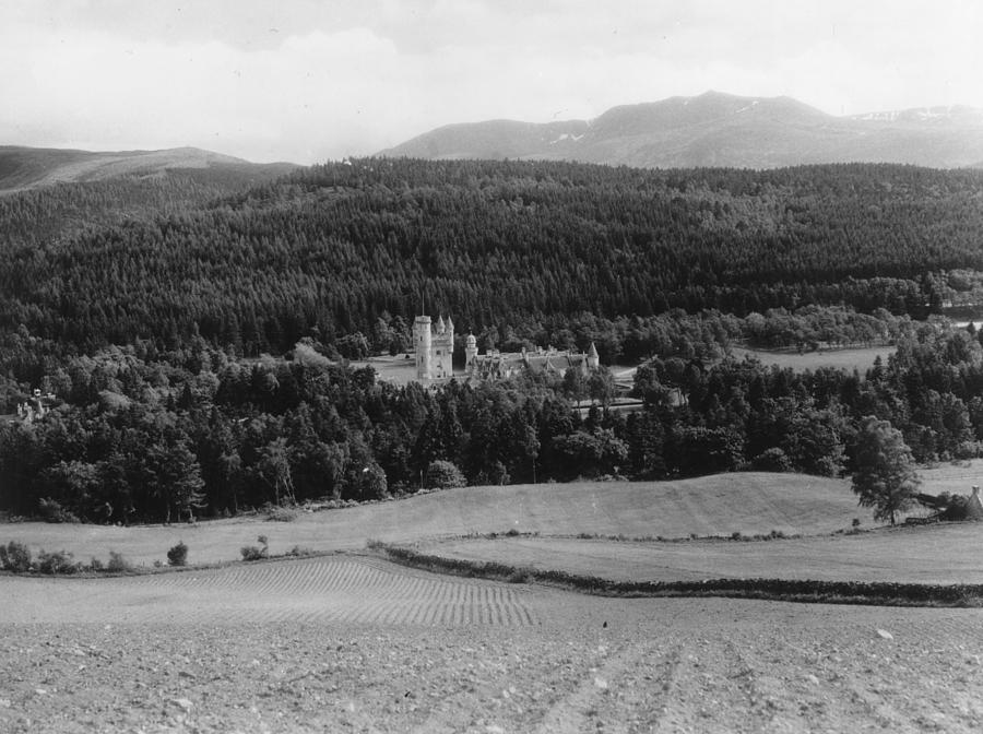 Balmoral Castle Photograph by Fox Photos