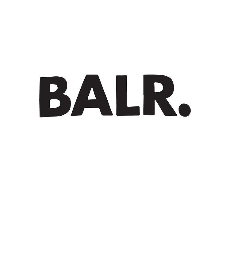 balr logo mens soccor top football rugby football digital art
