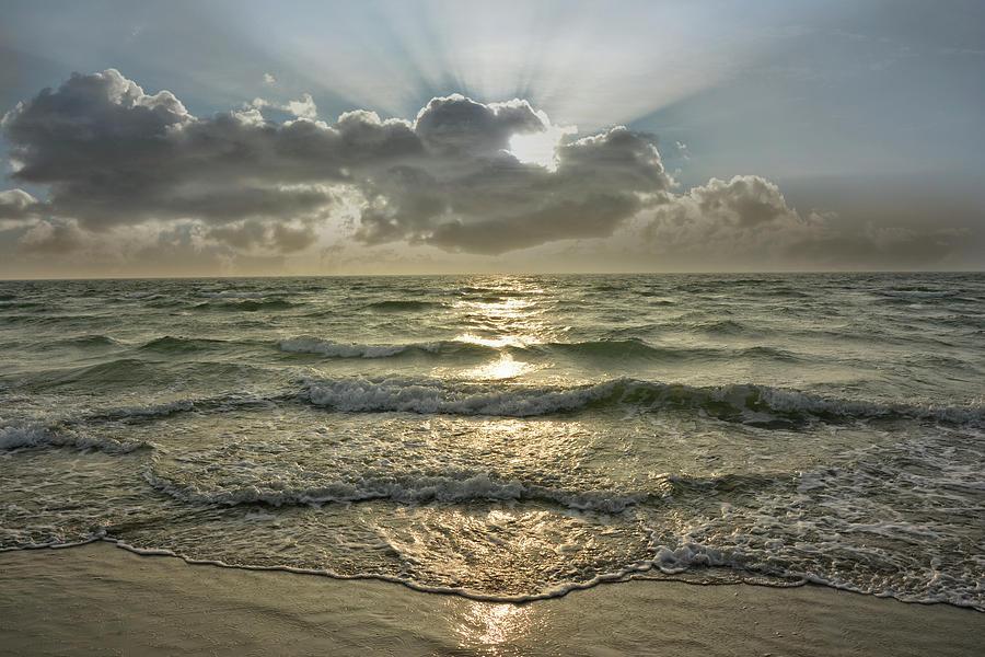 Baltic Sunset Photograph