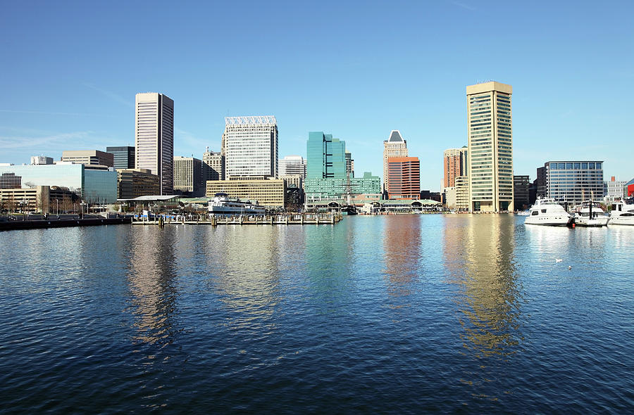Baltimore Photograph by Denistangneyjr