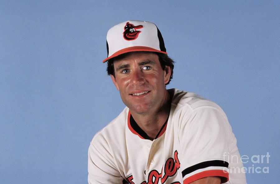 Baltimore Orioles Pitcher Jim Palmer Photograph by Bettmann