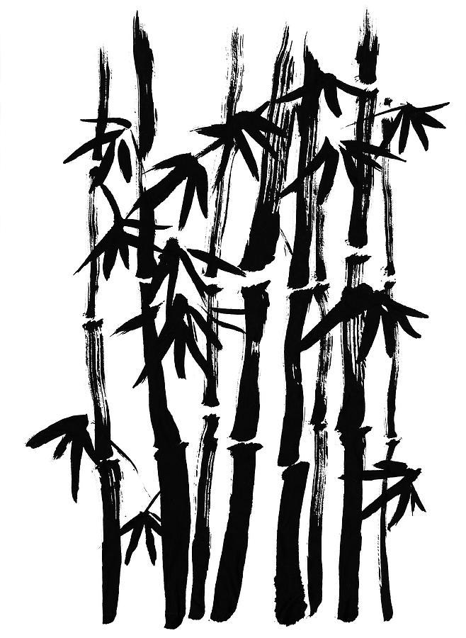 Bamboo 1 by Masha Batkova