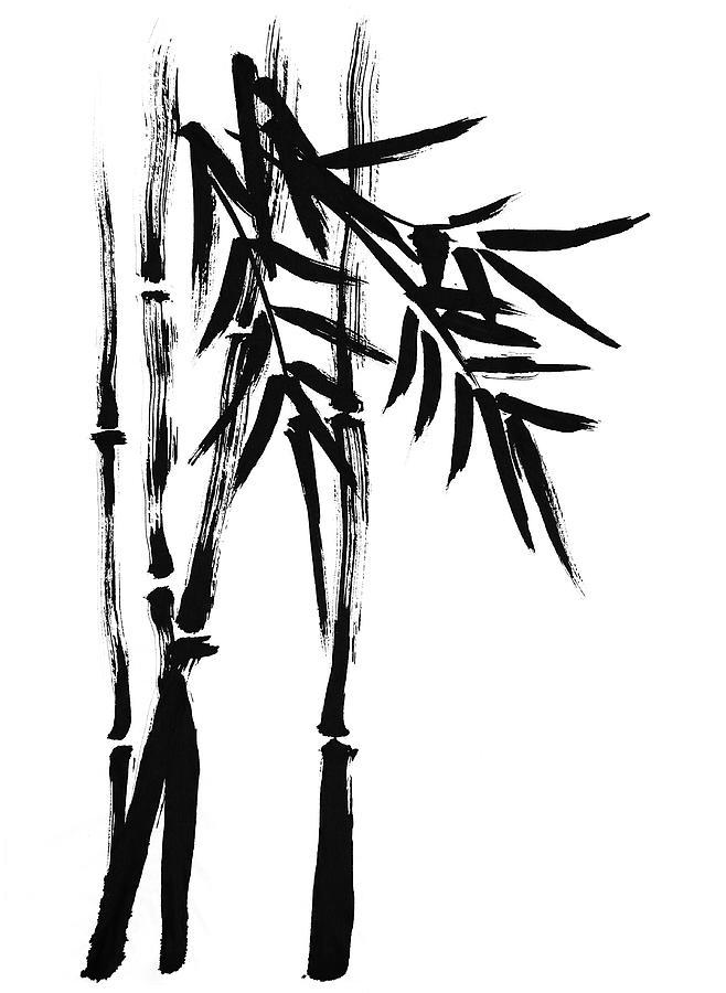 Bamboo 2 by Masha Batkova