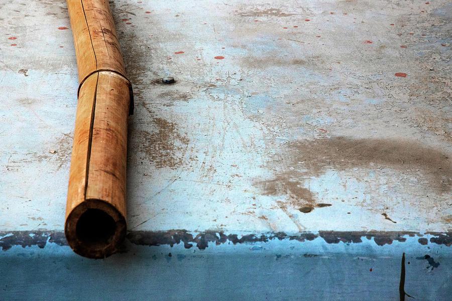 Bamboo Stick by Prakash Ghai