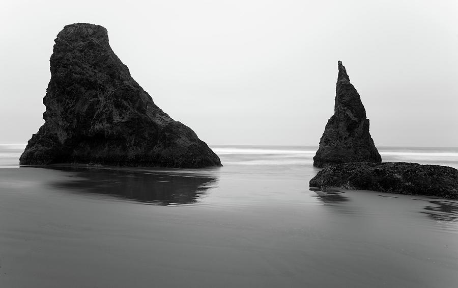 Bandon Oregon Sea Stacks 81719 by Rospotte Photography