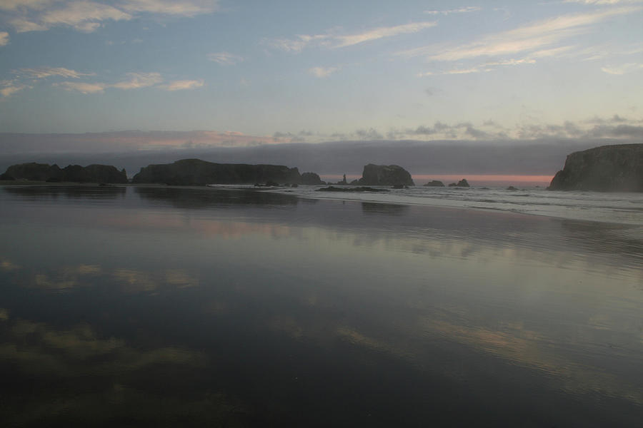 Bandon Reflection Horizon by Dylan Punke