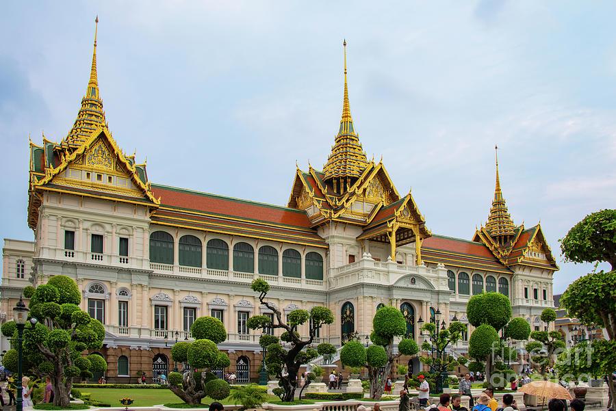 Bangkok Grand Palace Image was shot in Bangkok, Thailand in 2019. by Bob Phillips