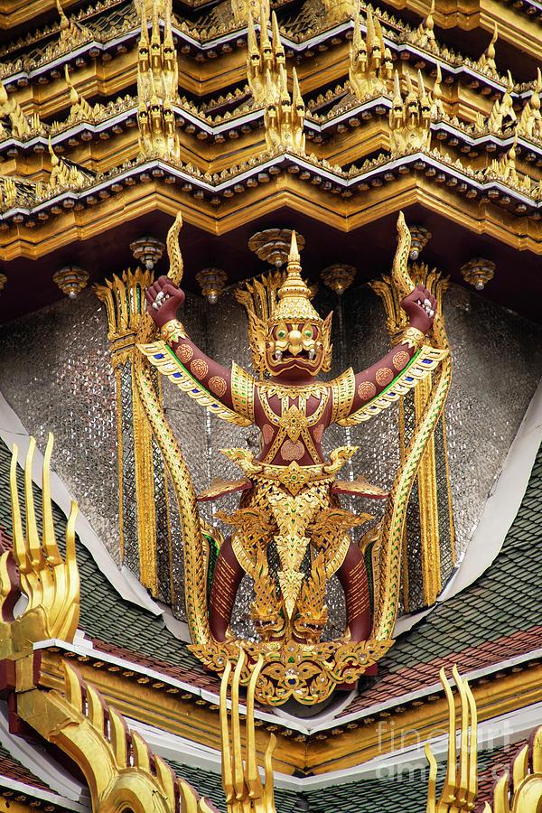 Bangkok Lord Garuda by Bob Phillips