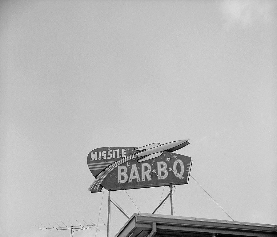 Bar B Q Photograph by Keystone Features