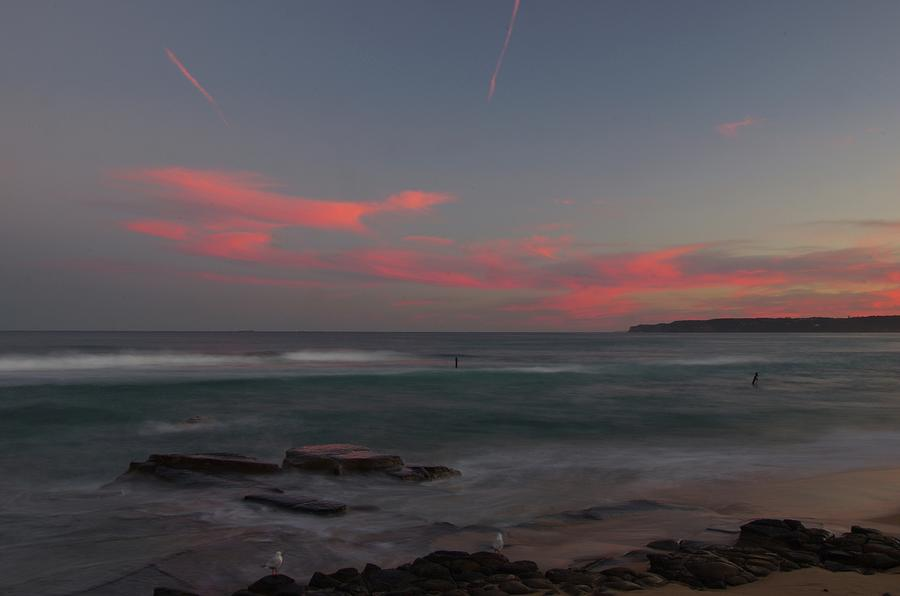 Bar Beach, Newcastle, Nsw, Australia Photograph by Roderick W. Kidd Photography