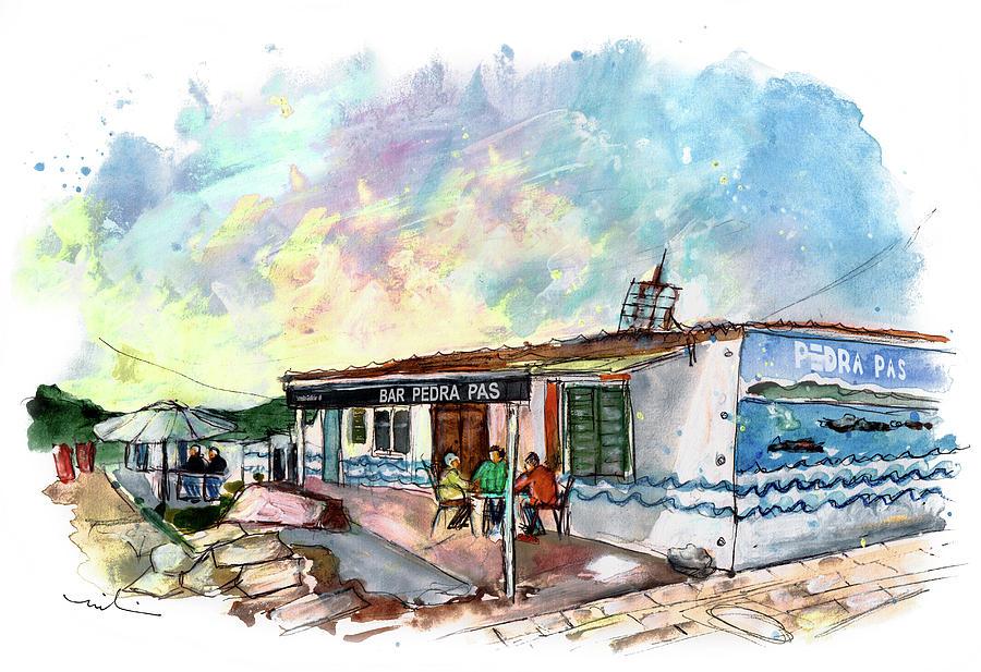 Bar Pedra Ras In Portocubelo In Galicia by Miki De Goodaboom