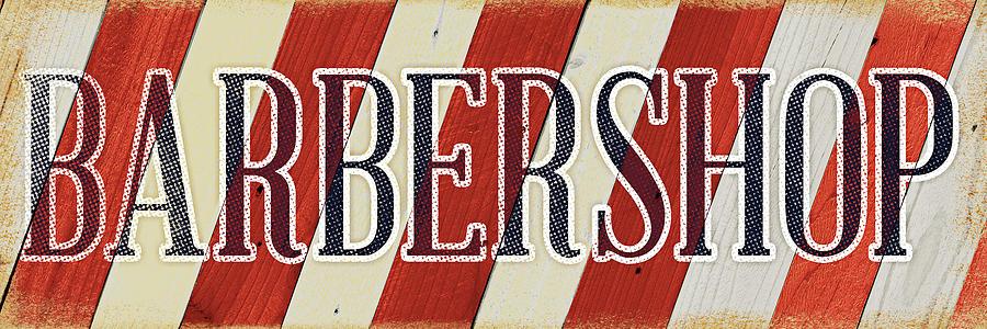 Barbershop Painting - Barbershop by Sd Graphics Studio