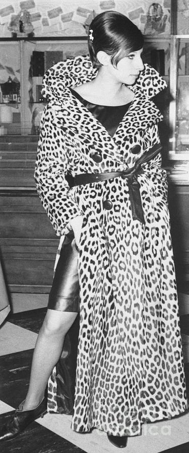 Barbra Streisand Photograph by Bettmann