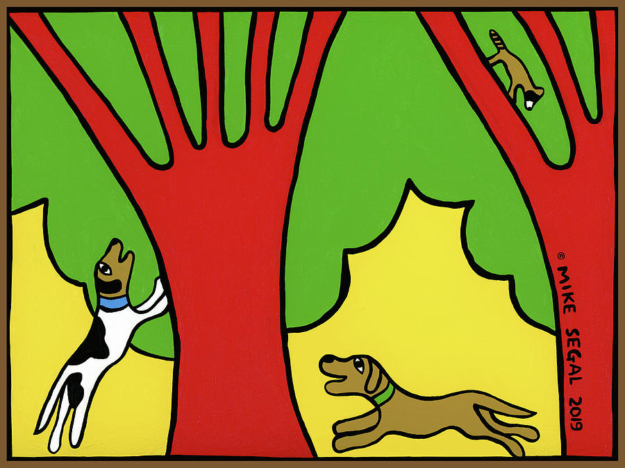 Barking Up The Wrong Tree by Mike Segal