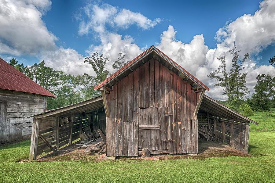 Barn #3184 by Susan Yerry