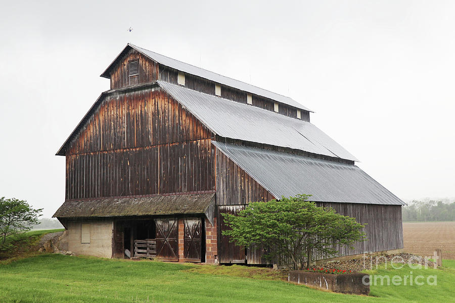 Barn in IN no 18 by Dwight Cook