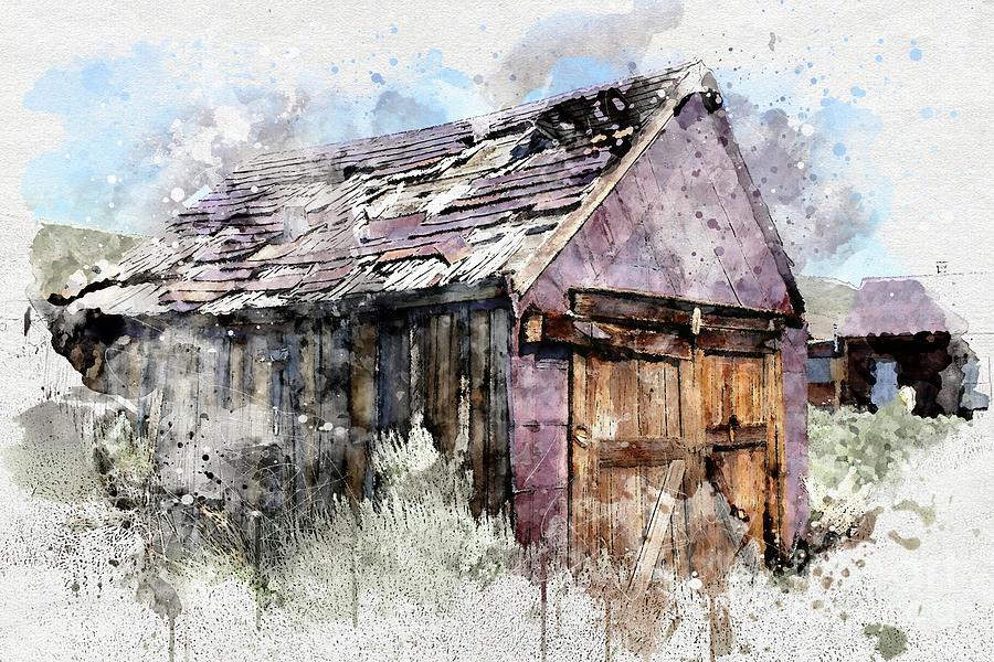 Barn by Mark Jackson