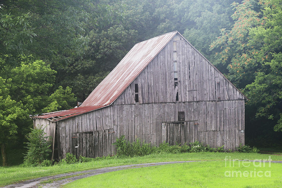 Barn no 112 by Dwight Cook