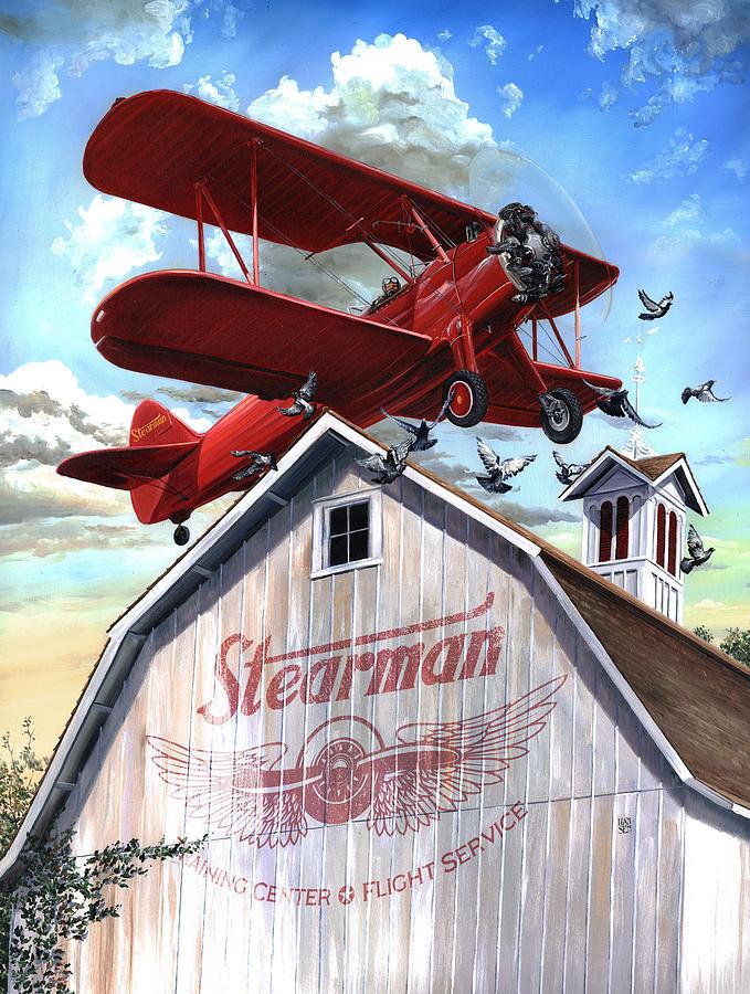 Barn Stormer - Customizeable by Clint Hansen