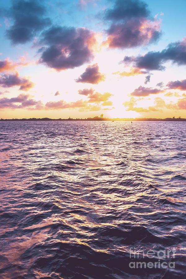 Barnegat Sunset by Colleen Kammerer