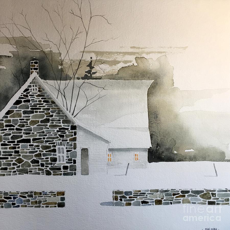 Barnyard by John Shea BFA