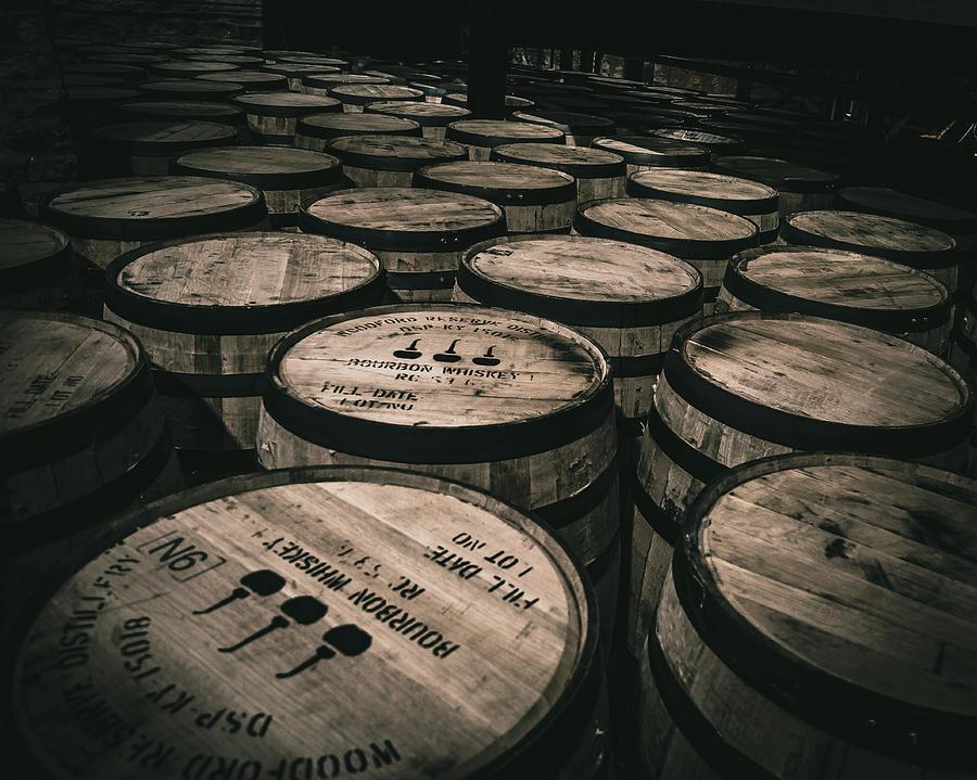 Barrel Heads  by Joseph Caban