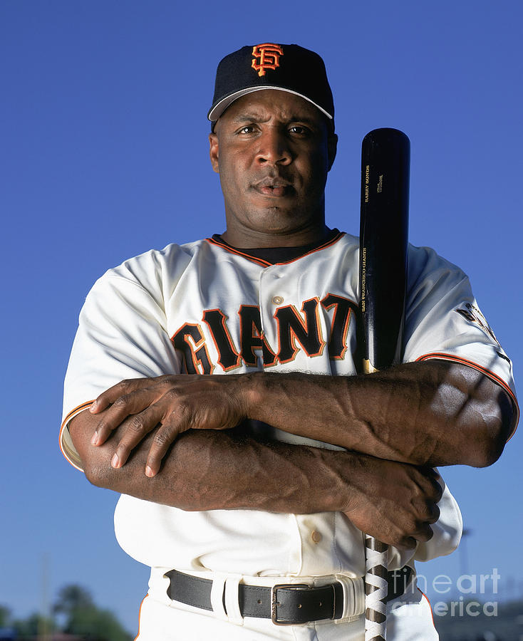 Barry Bonds Photograph by Andy Hayt