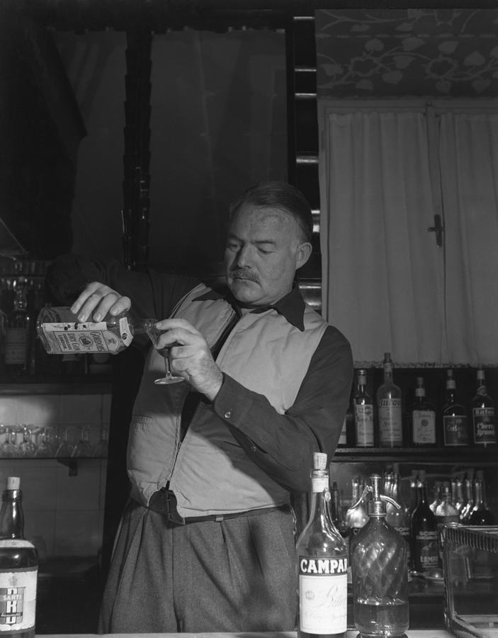 Bartendering Photograph by Archivio Cameraphoto Epoche
