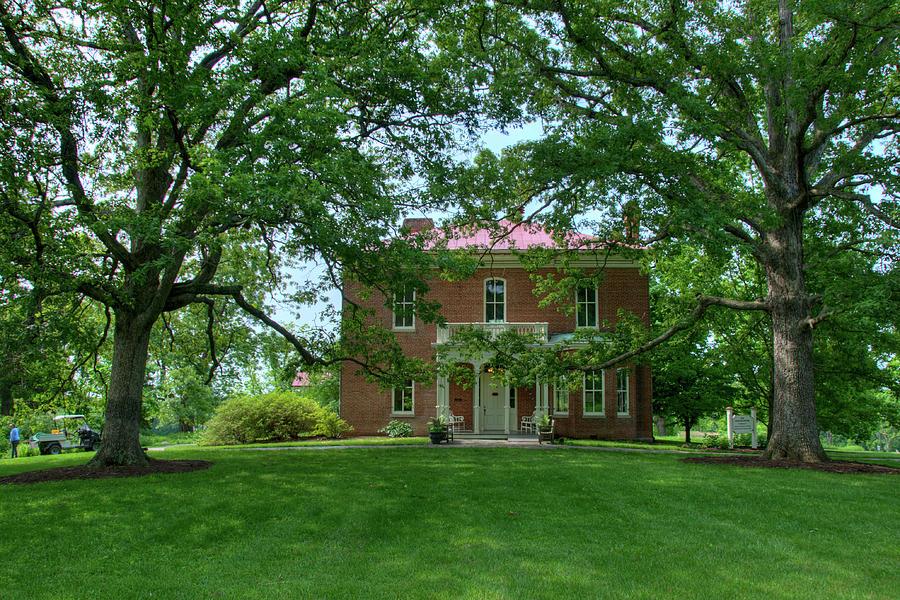 Bascom House by Steve Stuller