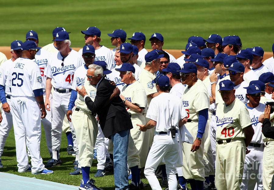 Baseball - National League - Giants Vs Photograph by Icon Sports Wire