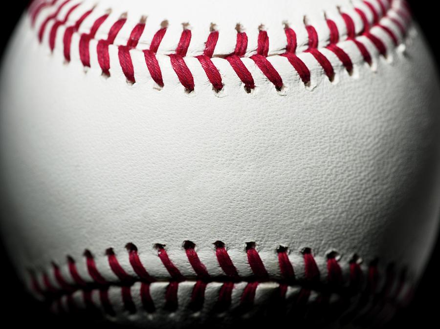 Baseball Photograph by Pgiam