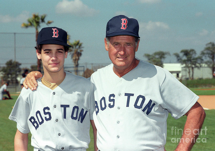Baseball - Ted Williams - File Photo Photograph by Icon Sports Wire