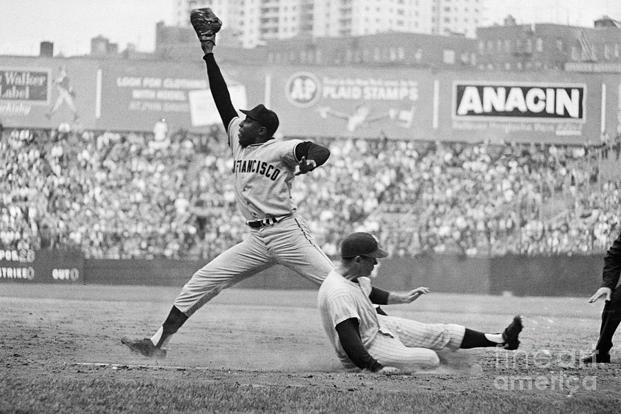 Baseball - World Series - Giants Vs Photograph by Bettmann