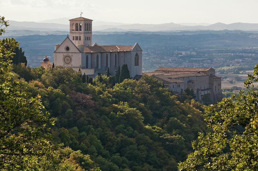 Basilica Di San Francesco Ad Assisi Photograph by © Aurelio Candido