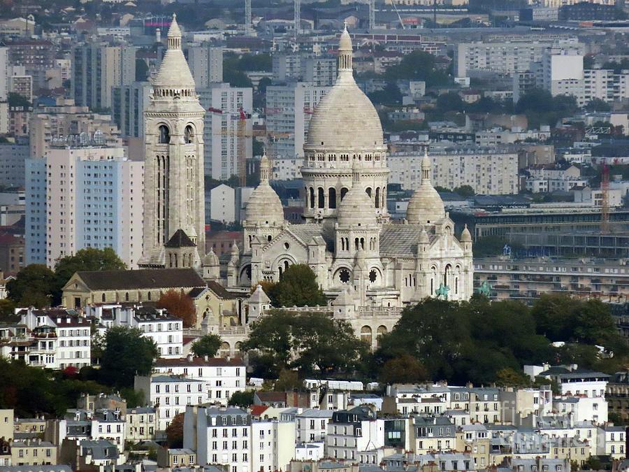 Basilique du Sacre'-coeur by Steven Spak